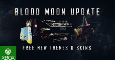 Prey: Mooncrash- Blood Moon Update Trailer