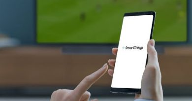 Samsung Smart TV: Connect mobile to TV