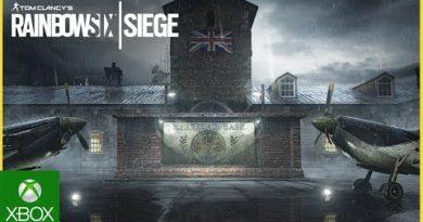 Rainbow Six Siege: Operation Grim Sky - Hereford Base | Trailer | Ubisoft [NA]