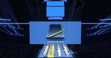 Samsung Galaxy Note9 Unpacked: Highlights