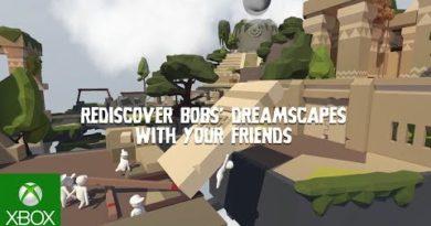 Human: Fall Flat Online Multiplayer Announcement