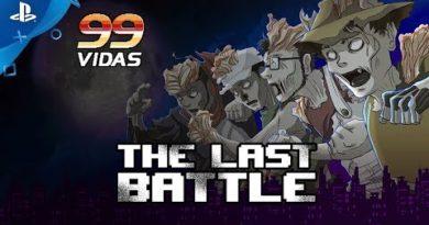 99Vidas: The Last Battle - DLC Launch Trailer   PS4
