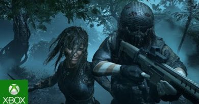 Shadow of the Tomb Raider: Takedowns