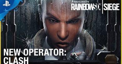 Rainbow Six Siege: Operation Grim Sky - Clash | PS4