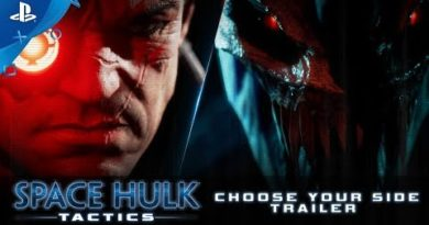 Space Hulk: Tactics - Gamescom 2018: Choose Your Side Trailer   PS4