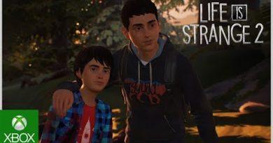 Life is Strange 2 Reveal Trailer