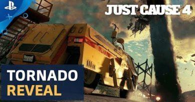 Just Cause 4 – Gamescom 2018: Tornado Gameplay Reveal | PS4