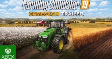 Farming Simulator 19 – Gamescom Trailer