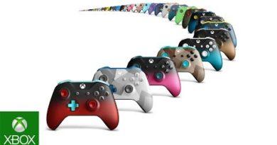 Xbox Design Lab - Camo and Shadow