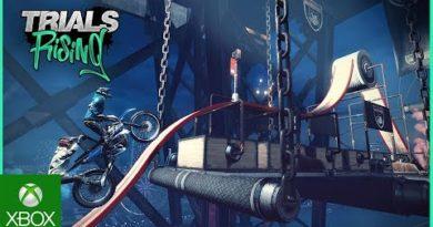 Trials Rising: Closed Beta and Launch Announcement gamescom 2018   Gameplay Trailer   Ubisoft