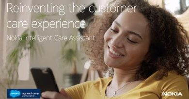 Nokia Intelligent Care Assistant for Salesforce