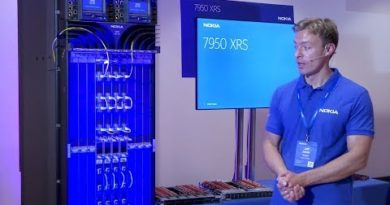 Nokia 7950 XRS upgrades with FP4 routing silicon