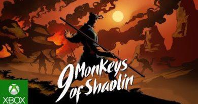 9 Monkeys of Shaolin - Gamescom 2018 Gameplay Trailer