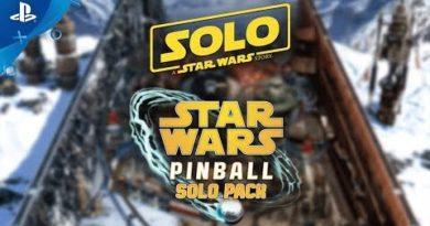 Pinball FX3 - Star Wars Pinball: Solo – Gameplay Trailer | PS4