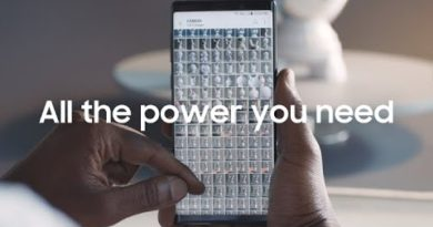 Samsung Galaxy Note9 Official TVC: All the power you need