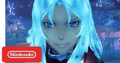 Xenoblade Chronicles 2: Expansion Pass - Elma Trailer - Nintendo Switch