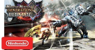 Monster Hunter Generations Ultimate - Launch Trailer - Nintendo Switch