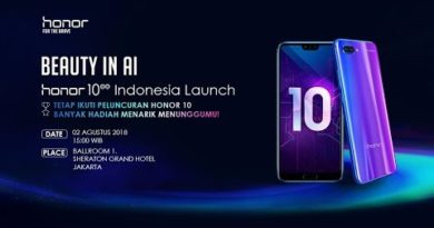 Honor 10 Indonesia Launch