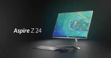 Aspire Z 24 All-in-One Desktop | Acer
