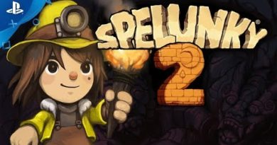 Spelunky 2 - Gameplay Trailer   PS4