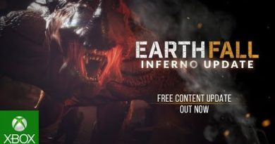 Earthfall Inferno Update Out Now