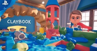 Claybook - Launch Trailer   PS4