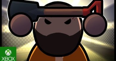 The Great Escape- Prison Architect Escape Mode DLC Traier