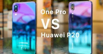 Hands-On| UMIDIGI One Pro VS Huawei P20
