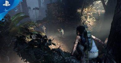Shadow of the Tomb Raider - Combat Tactics | PS4