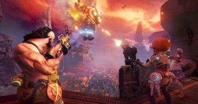 From Raiders of the Broken Planet to Spacelords, an Epic Free-to-Play Adventure Continues