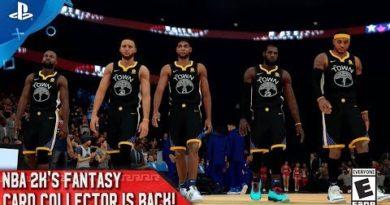 NBA 2K19 - MyTEAM Trailer | PS4