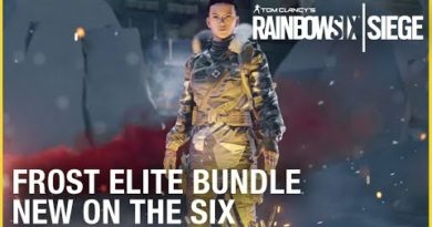 Rainbow Six Siege - Elite Frost Bundle: New on the Six | PS4