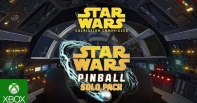 Star Wars™ Pinball: Calrissian Chronicles (Pinball FX3) – Live Lando's Life on September 12
