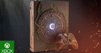 Custom Shadow of the Tomb Raider Console