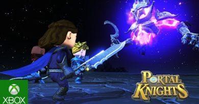 Portal Knights: Big Console Update Trailer