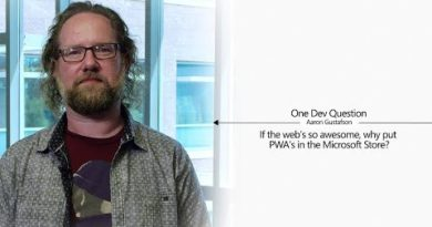 One Dev Question with Aaron Gustafson - If the web's so awesome, why put PWA's in the Store?