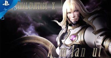 Dissidia Final Fantasy NT - Kam'lanaut Reveal   PS4