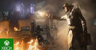 Call of Duty®: WWII - Shadow War DLC 4 Trailer