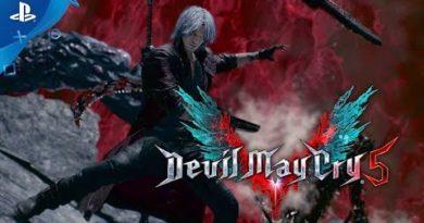 Devil May Cry 5 - Dante Trailer   PS4