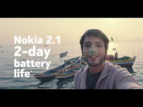 Nokia 2.1 | Chalti rahe battery, chalta rahe entertainment