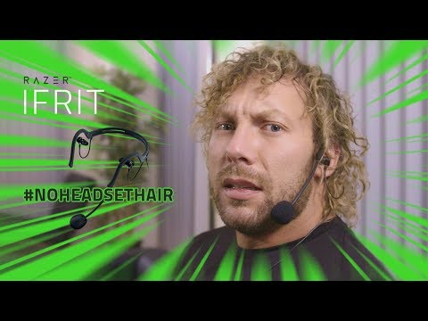 Say no to headset hair | Razer Ifrit