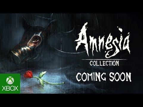 Amnesia: Collection - Announcement Trailer