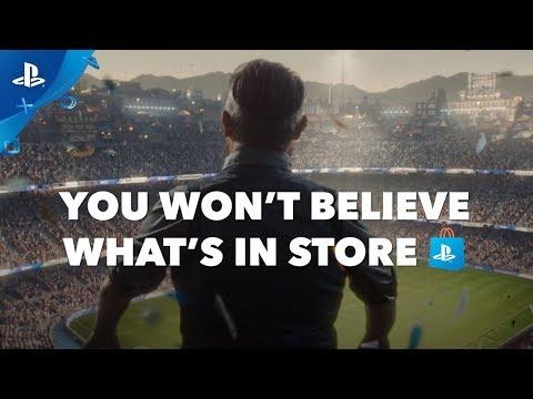 PlayStation Store Presents Bazaar