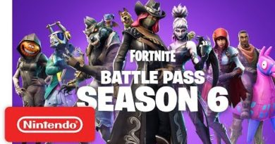 Fortnite Season 6 Battle Pass on Nintendo Switch - Now with Pets!