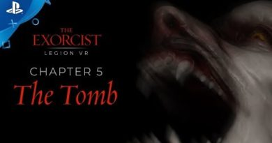 """The Exorcist: Legion VR - Chapter 5 """"The Tomb"""" Gameplay Trailer 