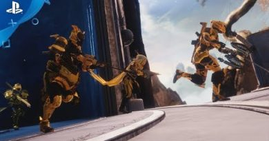 Destiny 2 - New Crucible Mode: Breakthrough + 4 New Maps | PS4