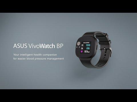 Easier Blood Pressure Management - ASUS VivoWatch BP   ASUS