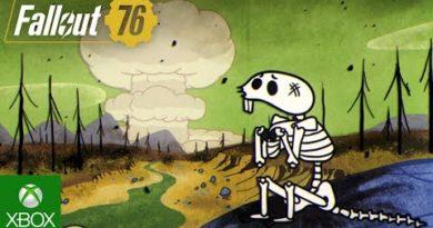 Fallout 76 – Vault-Tec Presents: Atomics for Peace! Nukes Video