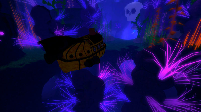 Explore a Haunted Amusement Park in Roblox's Hallow's Eve Event on Xbox One