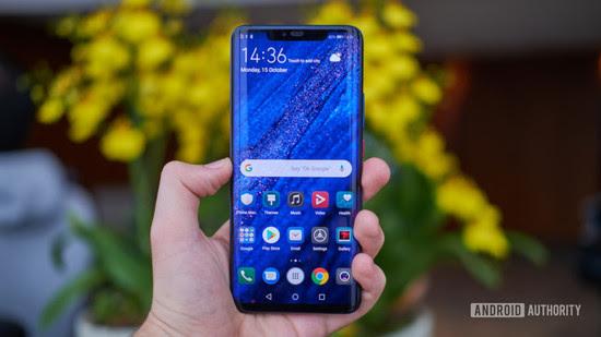 Win A Huawei Mate 20 Pro